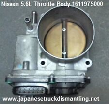 16119-7S000 Nissan Titan Armada Pathfinder Throttle Body 5.6L V8