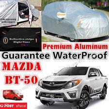 Mazda BT50 car cover Aluminum cover waterproof UV protect Mazda BT-50 car cover