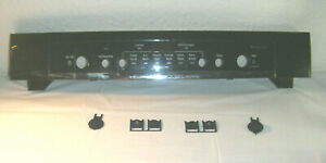 Bosch Dishwasher : Control Panel Cover w Buttons #00683943 (P2243) Black