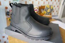 Cat Thornberry, Herren Chelsea Boots, Schwarz (Black), 42 EU