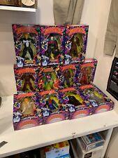 "NIB Lot Of 11 Toybiz 10"" Marvel Universe Black Panther Venom The Vampire Gambit"