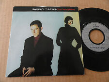"""DISQUE 45T DE SWING OUT SISTER  """" YOU ON MY MIND """""""