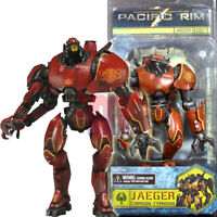 "NECA Pacific Rim Crimson Typhoon 7"" Deluxe Action Figure Collector Series 1 New"