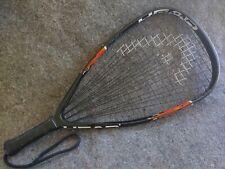 """Head Radical Edge 175 racquetball racquet 3.75"""" grip black"""