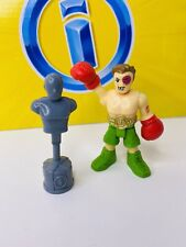 Imaginext Blind Mystery Bag Series 4 BOXER figure w/dummy Complete!