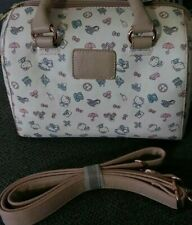 Hello Kitty Pastel LOUNGEFLY Sling Bag & Wallet SET.NEW.HtF!