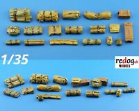 1/35 Military Scale Modelling Resin Stowage Kit Diorama Accessories Kit 2