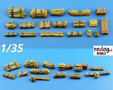 1/35  stowage kit   / diorama accessories / 35/2 -