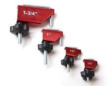 SWV 620020 Schlauchklemmen Satz 4 Teilig Abklemm Werkzeug bis 10 15 25 und  45mm
