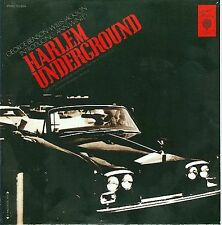 HARLEM UNDERGROUND BAND Harlem Underground CD new