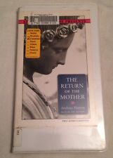 The Return of the Mother by Andrew Harvey 1995, Cassette, Abridged MAKE AN OFFER