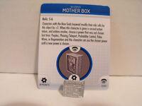 Heroclix Mother Box S102 DC Superman Legion of Super-Heroes Object 102 SR LE