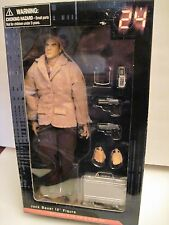 12'' KIEFER SUTHERLAND AS 24 JACK BAUER FIGURE