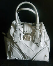 JUICY COUTURE~GREY PATENT LEATHER BUTTERFLY MD BOWLER~NWT~$448