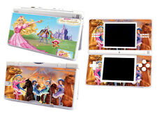 Skin Sticker to fit Nintendo DS Lite DSL - Barbie Three Musketeers