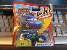 DISNEY PIXAR CARS LENTICULAR DJ  LOOK! SERIES