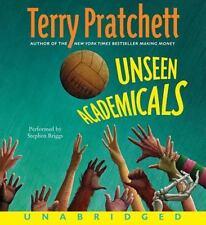 Unseen Academicals (Discworld)  - Audiobook