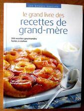 Le Grand Livre des Recettes de Grand-Mère (French)