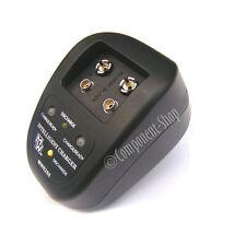 Intelligent chargeur de batterie pour 2 PP3 8.4V (9V) nicd/nimh 2 way chargeur uk