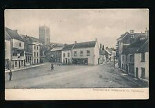 More details for somerset axbridge the square pre1919 ppc by r wilkinson