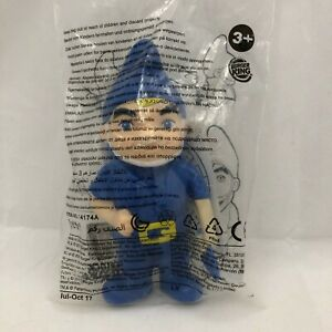 "Burger King Kids Meal Sherlock Gnomes 2017 Gnomio 5.5"" Toy - Sealed"