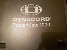 Dynacord Powermate 1000 MIXER potenziato Mk1 AMPLIFICATORE 1000 W buone condizioni