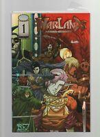 Warlands: Armor Chrome #1 - Image Comics - Dreamwave Colors.