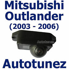 Reverse Parking Rear View Camera Mitsubishi Outlander Car Reversing SUV Backup