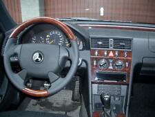 Holzlenkrad Cuir Volant Mercedes CLK w208/Classe E w210/SLK w170 volant