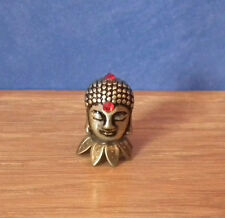 1/12, Dolls House miniature Buddha Ornament Handmade Statue office Table  LGW