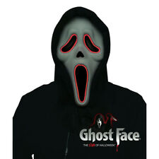 Adult Scream Illumo Ghostface Costume Mask