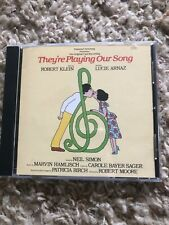 They're Playing Our Song [Original Cast] by Original Cast (Cd, Jan-1989,.