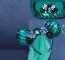Minnie Mouse Main Attraction Haunted Mansion Headband