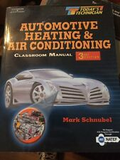 Today's Technician Auto Heating & Air Conditioning Set Of 2 Schnubel