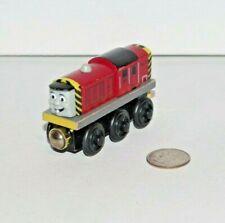Thomas & Friends Wooden Train Tank Engine - Talking Railway RFID Salty Gold Mags