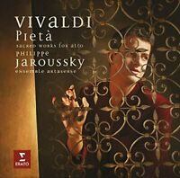 Philippe Jaroussky - Pietà – Sacred works [CD]