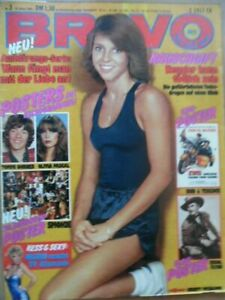 BRAVO 3 - 1980  Smokie, Bud & Terence, Olivia Pascal, Tommy Ohrner