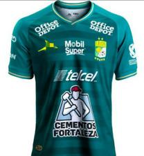 NEW 2019-2020 Leon Home//Away Soccer Jersey Short sleeve T-shirt Adult S-XXL