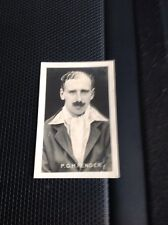 Trade Card Sporting The Champions 1922 No P G H Fender M4834