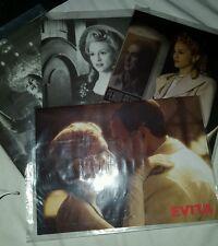 Very rare Madonna evita phonecards 4 sets ltd
