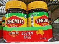 Vegemite Gluten Free 235g Worldwide Shipping