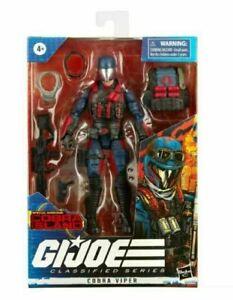Hasbro G.I. Joe Classified Series Special Missions: Cobra Island - Cobra Viper …