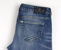 Diesel Femme Ronhary-Ad Adidas Jeans Extensible Taille W29 L32 AMZ1049