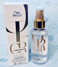 Wella Oil Reflections LIGHT Luminous Reflective Oil Treatment Full Size 3.38 oz