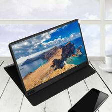 T-bao Portable Gaming Monitor Expansion Screen 1920x1080 HD IPS 15.6-inch X E4V7