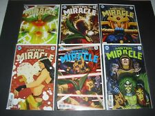 Mister Miracle 1 (3rd print) 2 + 4-7 all VF/NM DC 2017 series Mr variant 5 6 445