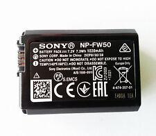 NP-FW50 Battery For Sony Alpha A7R a6000 NEX-3 3C 3D 3K 5 5N 5T 5K 5C 5DB A55