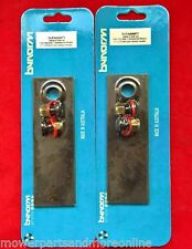"2pr JETFAST, SUPA-SWIFT BIG BOB & COX WORKMAN 21""  LAWN MOWER BLADES - 900331"