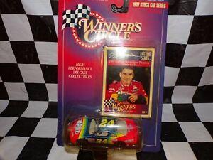 Jeff Gordon #24 Dupont 1997 Monte Carlo 1:64 scale NASCAR Winners Circle