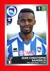 CALCIATORI 2016-17 Panini 2017 -Figurine-stickers n. 418 - BAHEBECK -PESCARA-New